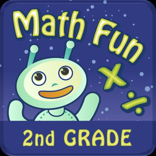 Math Fun 2nd Grade HD 教育 App LOGO-APP開箱王