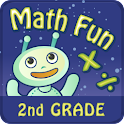 Math Fun 2nd Grade HD icon