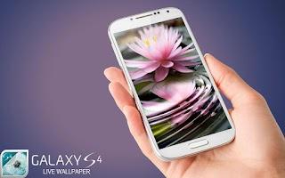 Screenshot of Galaxy S4 Live Wallpaper