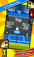 Screenshot of Tennis Ball Juggling Super Tap
