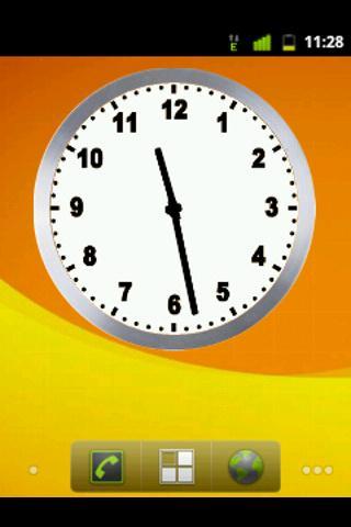 模擬簡單的時鐘
