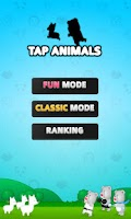 Screenshot of Tap Animals Memory MatchUp AD