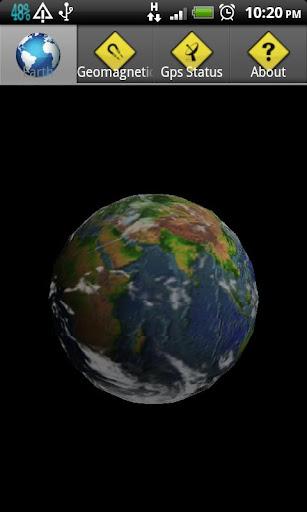 EarthGeoMagnetic Calculator 3D