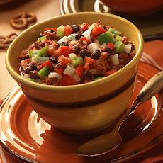 Kickin' Cup of Chili