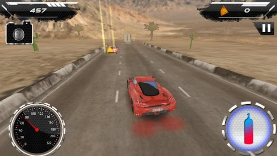 Speedy Sports Car - screenshot