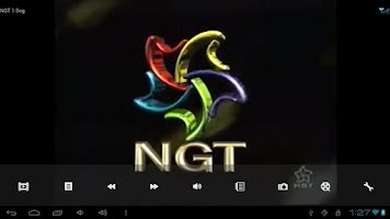 Screenshot of GENESIS DTV