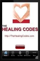 Screenshot of The Healing Codes