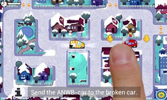 Screenshot of ANWB Weg Pech