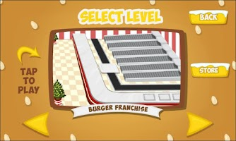 Screenshot of Stand O Burger -Cooking game