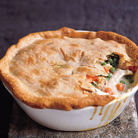 Chicken and Vegetable Pot Pie