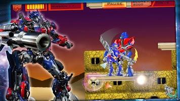 Screenshot of Robot Ultimate Fight