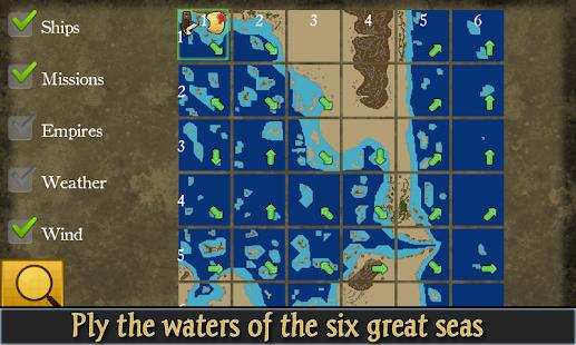 Age of Pirates RPG Elite Screenshot