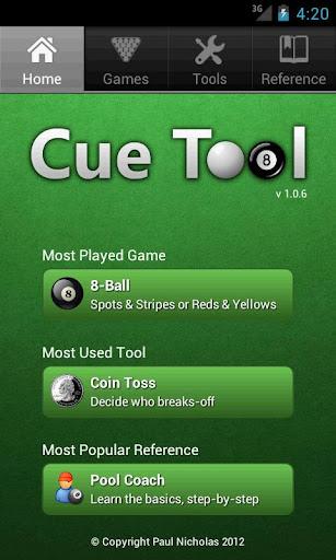 Cue Tool