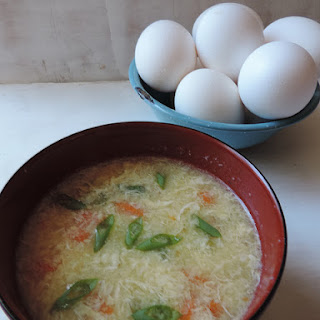 Egg Drop Soup!