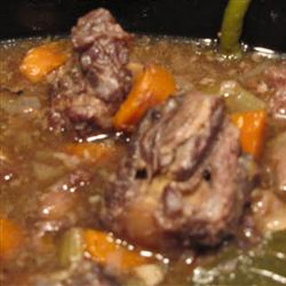 Oxtail Soup II
