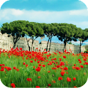 Sea of Poppies Live Wallpaper icon