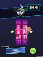 Screenshot of Furby BOOM!