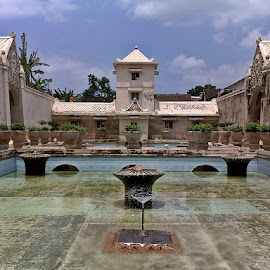 Taman sari yogyakarta by Razone Wane - Instagram & Mobile Other
