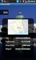 Screenshot of Kolkata Calcutta Travel Guid