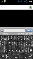 Screenshot of Digital Camo Keyboard Skin