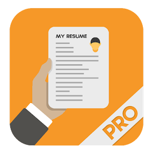 Super Resume Builder Pro, CV App