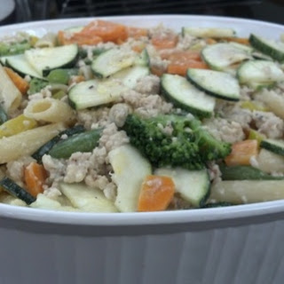 Healthy Chicken Vegetable Casserole