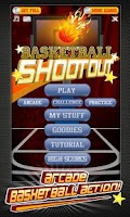 Screenshot of Basketball Shootout (3D)