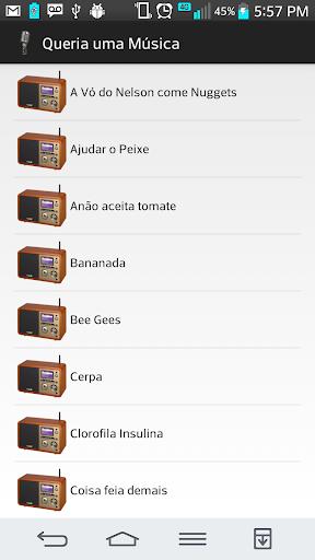 alo-queria-pedir-uma-musica for android screenshot