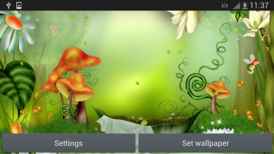 App Fairy Tale Live Wallpaper APK for Windows Phone