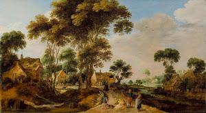RIJKS: Gillis Claesz. de Hondecoeter: painting 1625