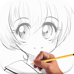 How to Draw Manga 1.0 Apk