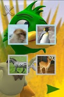 Screenshot of Kids Zoo - 3D Animated Animals