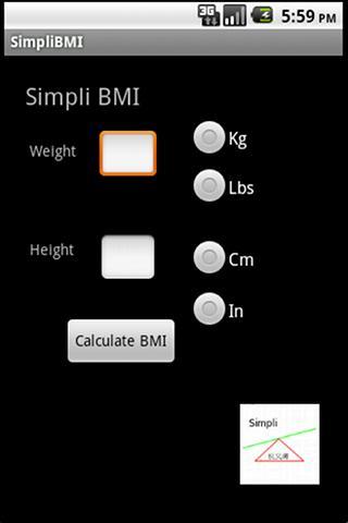 Simpli BMI