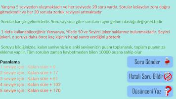 Screenshot of Dini Bilgi Yarışması