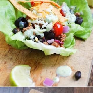 Shredded Lettuce Taco Salad Recipes