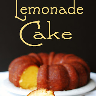 Lemon Cake With Frozen Lemonade Recipes