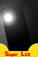 Screenshot of Super-Brightest Flashlight