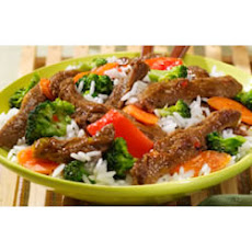 Chili Steak Stir-Fry