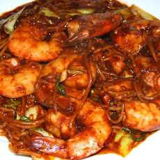 Singapore Chilli Prawns (Shrimp)