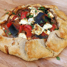 Ratatouille Crostata