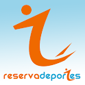 ReservaDeportes icon