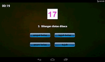 Screenshot of Matematika ABCD