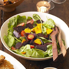 Spinach & Beetroot Salad