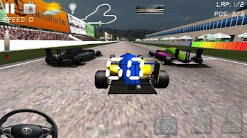 Screenshot of Race Rally 3D Go Xtreme Racing