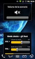 Screenshot of gX Blacklist