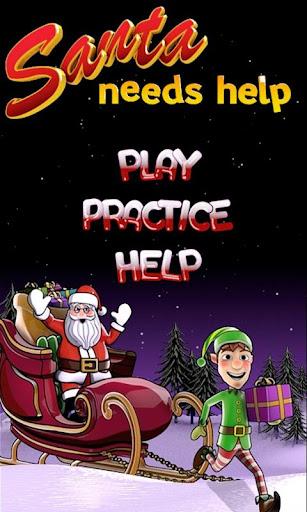 Santa Claus Needs Help