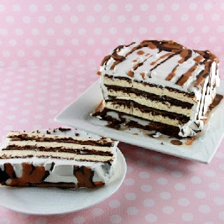 Ice Cream Sandwich Cake Recipe!
