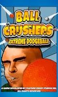 Screenshot of BallCrushers Extreme Dodgeball