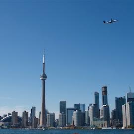 Toronto, Canada by Valentin Rodriguez A - City,  Street & Park  Skylines (  )