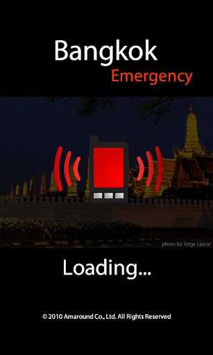 【免費旅遊App】Bangkok Emergency-APP點子